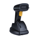 WD-686 2D 433M wireless barcode scanner with charging base