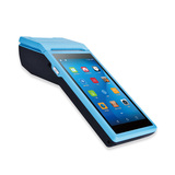 WD-6AP touch screen android handheld POS terminal (with printer)