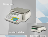 WD-SP01 barcode label printing scale
